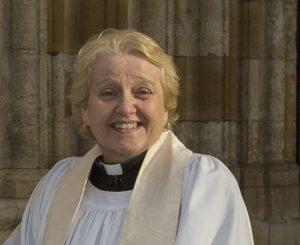 Rev Canon Elaine Bielby